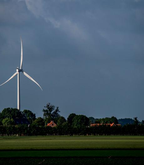Streep door Zevenaars verzet tegen windpark