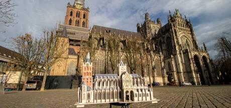 Sint-Jan in 184 puzzelstukjes: 'Hij is prachtig geworden'