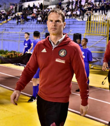 Gelijkspel De Boer met Atlanta United in Honduras