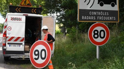 Van 90 naar 80 km/h op Franse wegen: nog geen jaar na invoering zet Assemblee licht op groen voor versoepeling