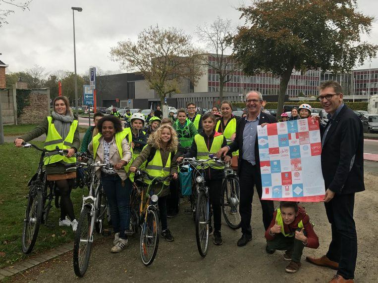 Brugge wil een fietsvriendelijke stad worden. Tot eind december is er daarom een gratis expo in 'Mijn Brugge' over revolutionaire en uitzonderlijke fietsen.