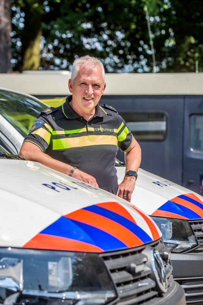 Politiechef Peter Verschuur