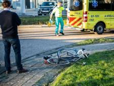 Scooterrijdster gewond na botsing met wielrenner in Velp