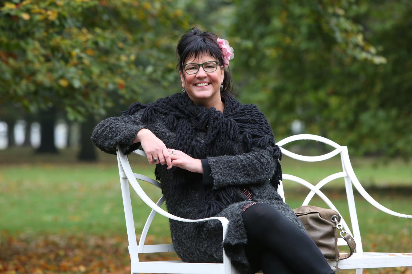Marion Vorselman uit Olst heeft voor Het Beste Idee van Olst-Wijhe de juryprijs gewonnen: het pop-up café.