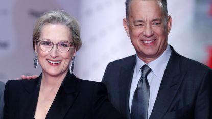 Meryl Streep en Tom Hanks spelen elkaars grootste rollen na