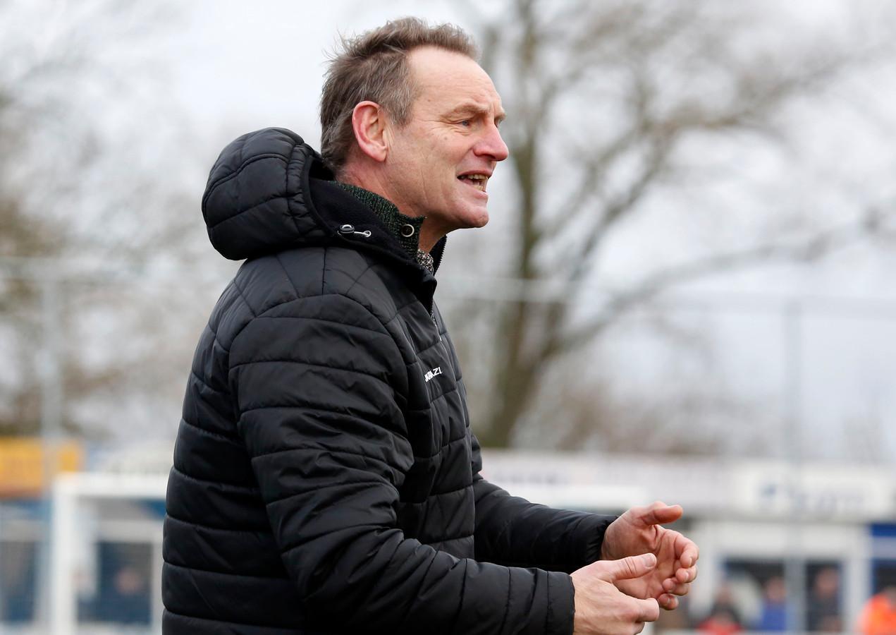 Trainer Hugo Vandenheede.