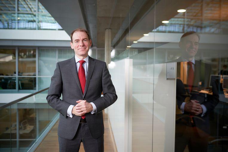 Staatssecretaris Menno Snel. Beeld Phil Nijhuis