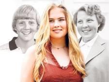 Amalia 16 jaar! 'Prinses leeft niet in een gouden kooi'