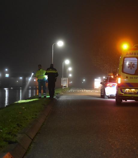 Buurtbewoners redden Hardenberger uit kanaal: 'Dit had heel anders kunnen aflopen'