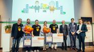 Lazuur is grote slokop op Matexi Awards