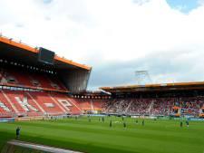 Nederlands elftal speelt interland in Enschede