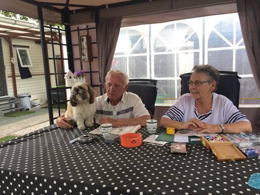 Leo en Lenie van Mook uit Oosterhout komen al zes jaar naar Linberg Park.