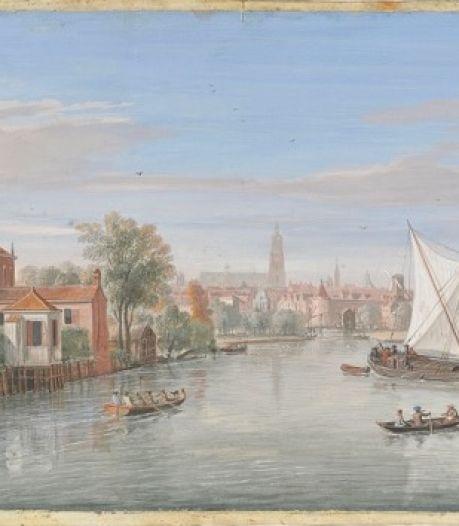 Museum Flehite vervult grote wens met aankoop stadsgezicht van Van Wittel