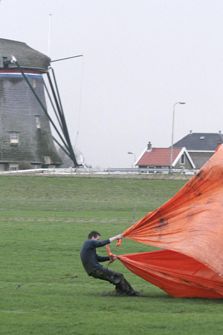 Startsein voor aanleg gebied voor weidevogels in Commandeurspolder