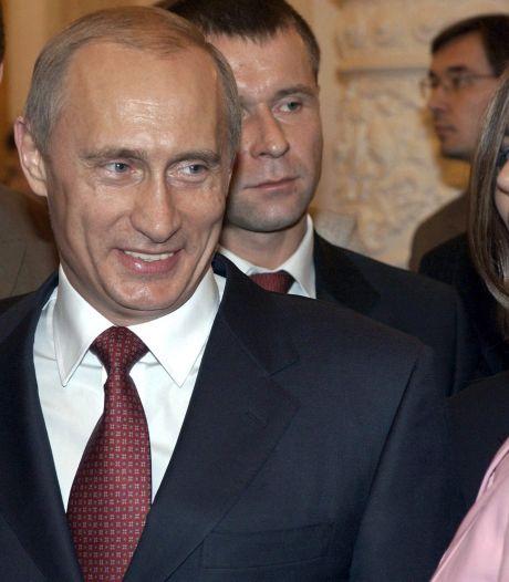 Is Elizaveta de geheime dochter van president Poetin? 'Als twee druppels water'