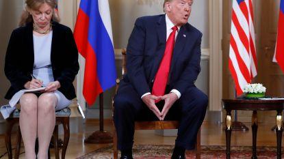 Dit is de vrouw die precies weet wat Trump besprak met Poetin