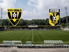 Clubrecord lonkt voor Vitesse bij VVV