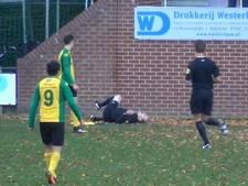 Grensrechter die been brak in Aalten: 'Ik hoef de beelden voorlopig niet te zien'