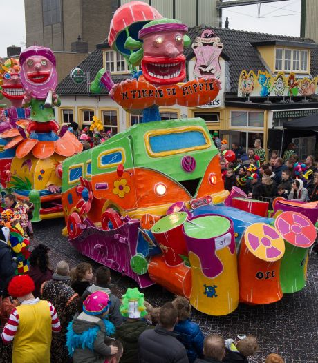 Streep door carnavalsoptochten in regio Raalte: 'Anders krijg je een slap aftreksel'