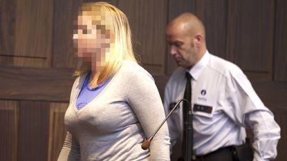 Ouders Isabelle Debackere vragen haar internering