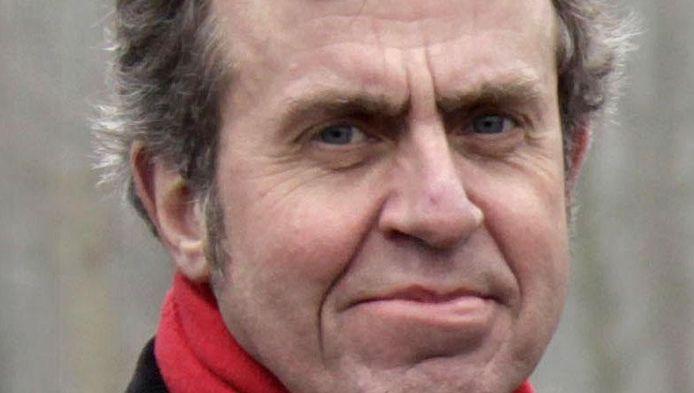 Oud-fractievoorzitter Theo Coskun van de SP Rotterdam.