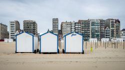 Belgische kust lokt recordaantal hotelgasten