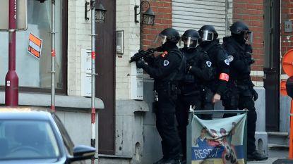 Politieactie in Vorst afgelopen: zoekactie levert niks op