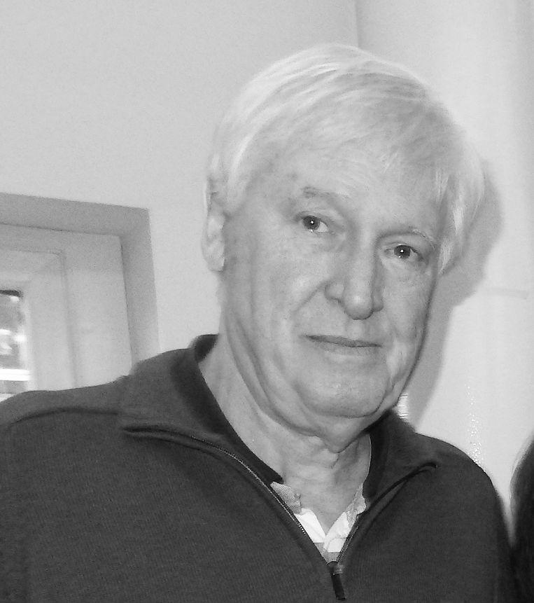 Herman Vuijsje. Kerkganger en bestuurslid van Stichting tot Behoud van de Oude Kerk. Beeld Hans van der Beek