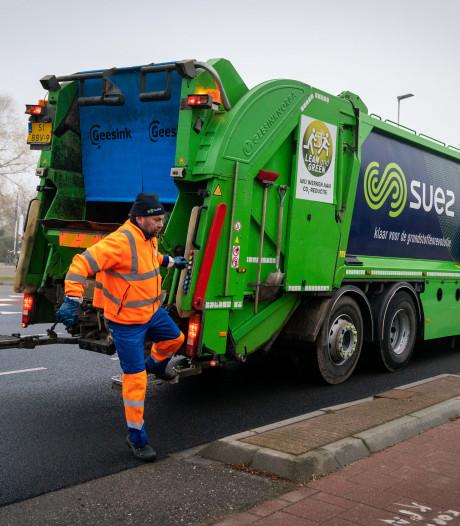 Vorig jaar 9,2 miljoen kilo Betuws vuilnis, dit jaar moet dat flink omlaag