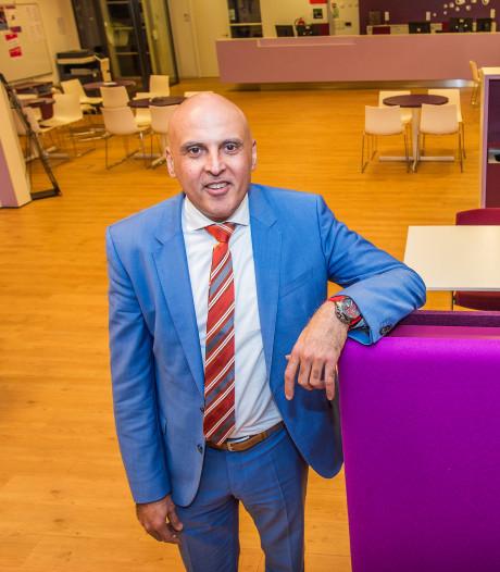 Ahmed Kansouh, nieuwe directeur Baanbrekers: 'Iedereen verdient het om op eigen benen te staan'