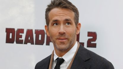 "Ryan Reynolds verklapt: ""We werken aan 'Deadpool 3'"""