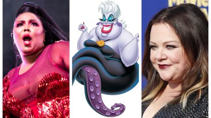 Rapster Lizzo wil érg graag rol van Ursula in live-actionremake 'The Little Mermaid'