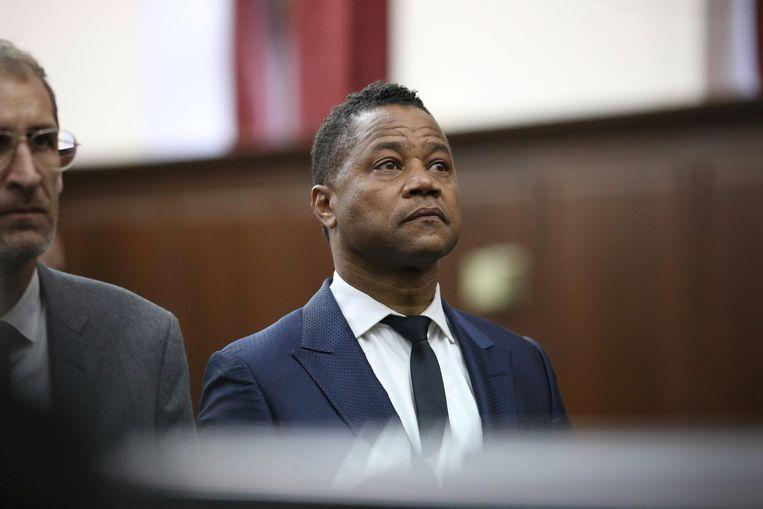 Cuba Gooding Jr. in de rechtbank