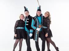 Prins Joost van Dubbelkiekers maakt in Harbrinkhoek spektakel van z'n opkomst