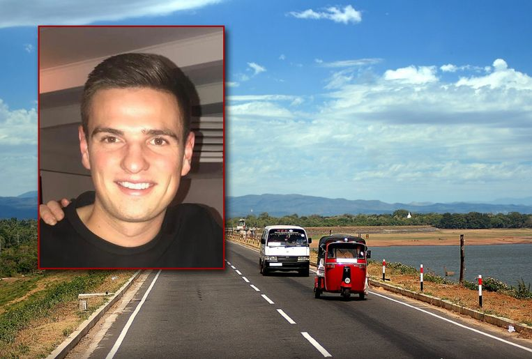 Slachtoffer Timo van den Bosch (21) uit het Nederlandse Zevenbergen (Noord-Brabant).
