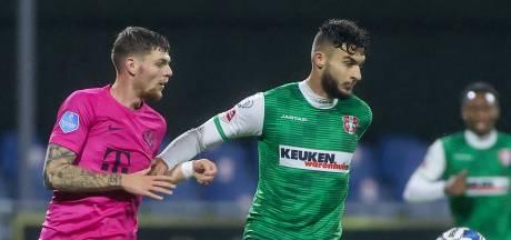 Kranig verweer helpt FC Dordrecht niet tegen Utrecht in bekertoernooi