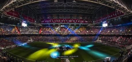 Arena voorzien van Philips ledlampen