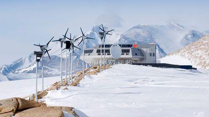 Internationale Poolstichting onderzoekt bouw van tweede poolstation op Antarctica