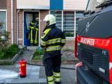 Kortsluiting zorgt voor brand in meterkast