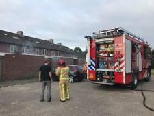 Brand uitgebroken in schuurtje in Beek en Donk, buren horen knal