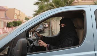 Saudische vrouwen mogen binnenkort autorijden