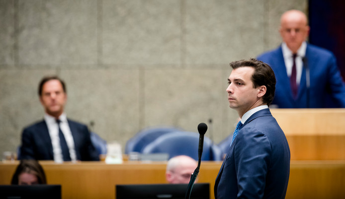 Het debat tussen VVD-leider Mark Rutte en Thierry Baudet van Forum voor Democratie (FVD) gaat door. Dat meldt het tv-programma Pauw, waarin het duel te zien is.