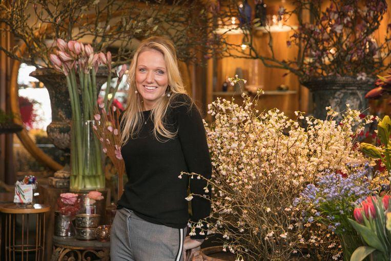 Nele Ost trekt de komende maanden naar Knokke, waar het Sint-Niklase bloemenhuis Daniël Ost een exclusieve pop-upwinkel opent.