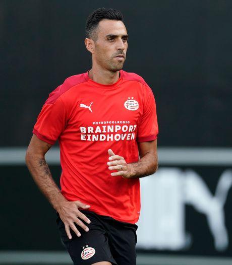 Nieuwe PSV-spits Zahavi nog niet speelgerechtigd voor EL-voorronde