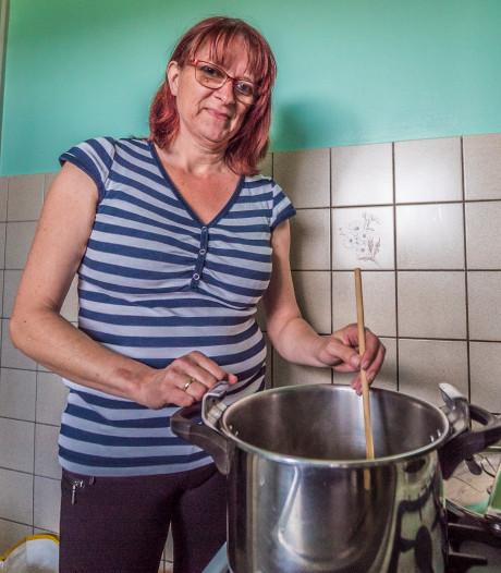 'M'n pan stoofpot valt vaak in goede aarde'
