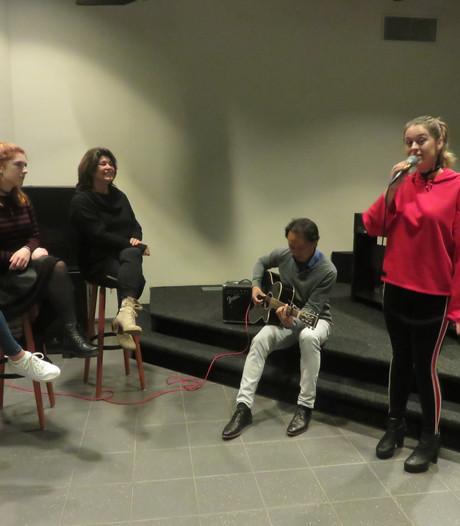 Eerste auditieronde van nieuw platform Hotspot Talent in Mierlo