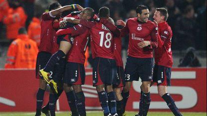 Foutje: Liverpool-fans staan in verkeerde (Kempense) Lille