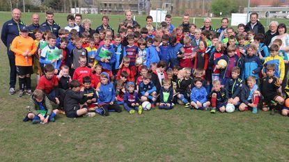Met 96 deelnemers voor jeugdstage van voetbalclub Nokere-Kruishoutem