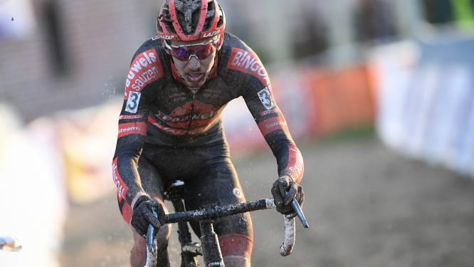 """Michael Vanthourenhout moet op BK tevreden zijn met brons: """"Na twee minuten waren mijn winstkansen al helemaal weg"""""""