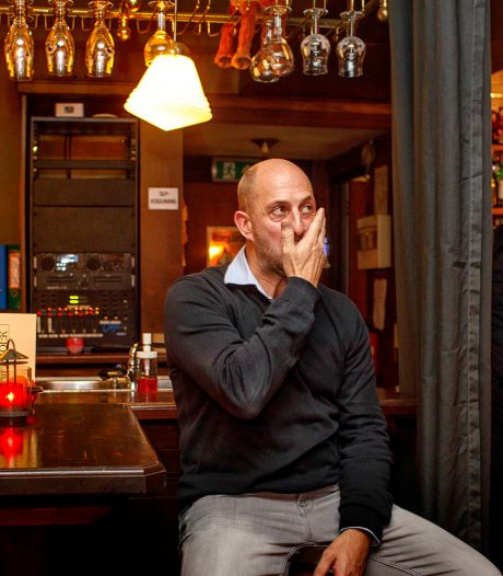 Vier weken dicht doet pijn bij de Tilburgse kroegbaas: 'Veel gedaan, maar voor Rutte is het niet genoeg'